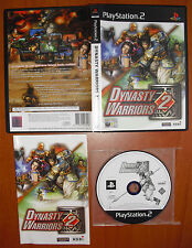 Dynasty Warriors 2, Koei, PlayStation 2 PS2 PStwo, Pal-España ¡MUY BUEN ESTADO!