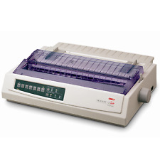 OKI MICROLINE 320 Turbo 9 Pin Dot Matrix Printer (62411601) Super Speed 435cps