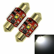 Lamp 31MM 1 Cree SMD Led Canbus Error Free White DC 12V Car Festoon Dome Light