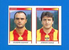 CALCIATORI PANINI 1998-99 Figurina-Sticker n. 517 -GIANNINI-CASALE LECCE-New