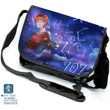 2016 Game Mystic Messenger 707 Luciel Choi Shoulder Bag Satchel StudentSling Bag