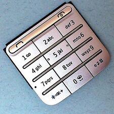 100% ORIGINALE NOKIA C3-01 tastierino numerico Anteriore Pulsanti + menu di controllo Inviare le chiavi di fine