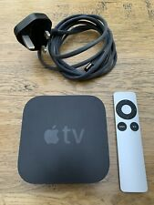 Apple TV A1469 3rd Generation 8GB With Remote