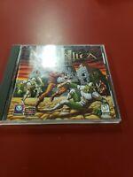 Ecstatica II (2) PC CD-ROM Psygnosis 1997 Jewel Case free ship