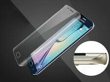 Samsung Galaxy S7 edge **Transparent** 3D Schutzfolie Panzerfolie Displayschutz