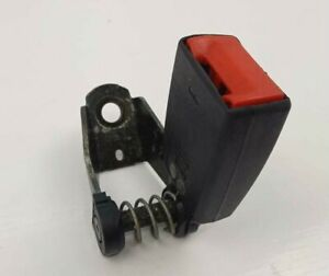 BMW E39 5 SERIES GENUINE REAR RIGHT SEAT BELT BUCKLE LHD PART# 8176520