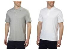 Men's Kirkland Signature Pima Cotton Polo Shirts - Choose Size & Color - New