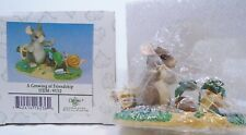 Charming Tails 97/12 A Growing Friendship In Box Fitz & Floyd
