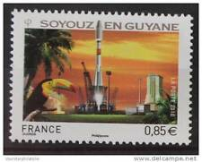 K 005 ++ FRANCE 2010 YVERT 4458 SOYOUZ EN GUYANE MNH NEUF **