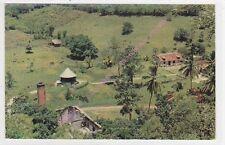 CPSM MARTINIQUE Domaine de la Pagaie vue générale ca 1964