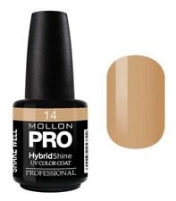 DESTOCKAGE MOLLON PRO VERNIS SEMI PERMANENT 15 ML HYBRID SHINE 14 CAPPUCINO 23€
