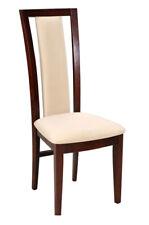 Komplett Set Holz Restaurant Gastronomie Polster Klassische Stühle Lehn Stuhl