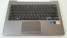 Samsung NP530U4 / NP530U3 series palm rest w/keyboard, speakers, touchpad