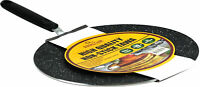 (High Quality) - Non-Stick 30cm Marble Coated Tawa / Pan - Great For Chapatis