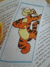 'Tigger' Disney Cross Stitch Chart Only