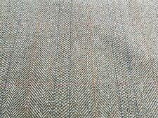 100% LANA Sassonia Tweed Tessuto, Johnstons of Elgin, MADE IN SCOTLAND