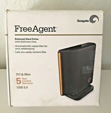 Seagate FreeAgent Desktop 2 TB External Hard Drive STDR2000100