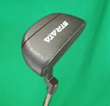 "Strata Mallet Golf PUTTER Steel Shaft Right Handed 35"" length"