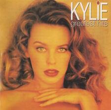 KYLIE MINOGUE - GREATEST HITS - MUSHROOM LABEL - CD