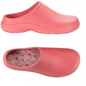Gardening Clogs Women Briers Gardening Shoes Slip On with Soft Sole UK Size 4-9