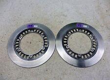 1984 Yamaha Virago XV700 Y586. front brake rotors discs