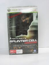 Tom Clancy's Splinter Cell Conviction Collector's Edition * Xbox 360