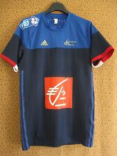 Maillot Handball Homme Vintage Adidas jersey Equipe de France Caisse Epargne - S