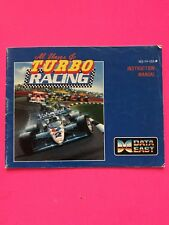 Nintendo NES, Al Unser's Turbo Racing Instruction Manual Only