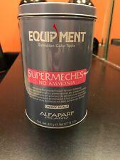 Alfaparf Equipment Supermeches+ NO AMMONIA Powder Bleach 400g