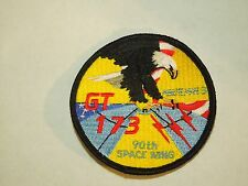 US GT 173 Minute Man 3 90th Space Wing Eagle American Patch
