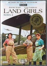 Land Girls: Series 2 (DVD, 2011,2-Disc Set) Sophie Ward, Liam Garrigan  BBC NEW
