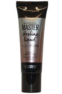 Maybelline Master Strobing Liquid Highlighter/Enluminer 25ml Light/Iridescent