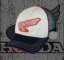 NEW Honda Racing Power Motorcycle Wing Motocross Mesh back Trucker Hat Cap