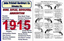 John Pritzlaff 1915 Gun & Sport Goods (Milwaukee, Wi)