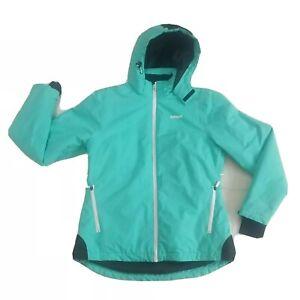 Women's Glacier Point Jacket Hi Tech Performance Ski Snowboard Coat Green UK 16