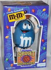 NEW M&M BASKETBALL SPORT CANDY DISPENSER LIMITED EDITION FACTORY SEALED