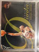 1993-94 Skybox Dynamic Dunks 9 Card Insert Set Michael Jordan Kemp Barkley Zo