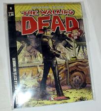 FUMETTI COMICS THE WALKING DEAD NUM. 1 PRIMA EDIZIONE SCRITTA ROSSA SALDAPRESS