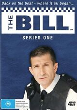 THE BILL - SERIES 1 - 1984-1985 (4 DVD SET) BRAND NEW!!! SEALED!!!
