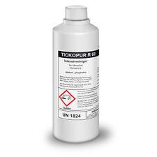 Tickopur R 60 Intensiv-Reiniger für Ultraschall 1,0 Ltr. Reinigungskonzentrat