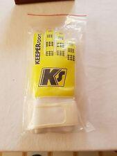Guanti da portiere Keepersport Yellow taglia 8