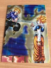 Carte Dragon Ball Z DBZ Collection Card Gum Part 4 #SP-42 Prisme ENSKY 2006