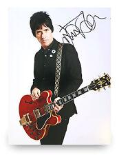 Johnny Marr Signed 16x12 Photo The Smiths Music Autograph Memorabilia + COA