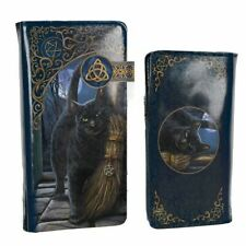 Lisa Parker A Brush with Magick Embossed Purse 18.5cm