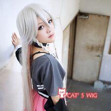 Hatsune VOCALOID 3 Library IA formula cosplay wig