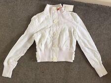 Bnwt White jacket women's Size 8 Or 10