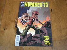 Number 13 #3 (2013 Series) Dark Horse Comics VF/NM