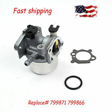 New Carburetor For Briggs& Stratton 794304 796707 799866 790845 799871 Craftsman