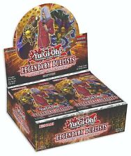 Yugioh Legendary Duelists Ancient Millennium 1st Edition Booster Box 36ct SEALED