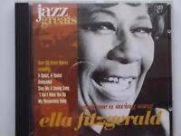 Ella Fitzgerald - Sing Me A Swing Song. CD Album. (L09)